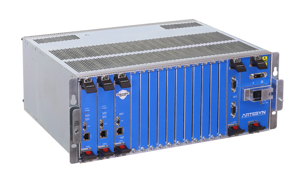 ControlSafe Compact Carborne Platform