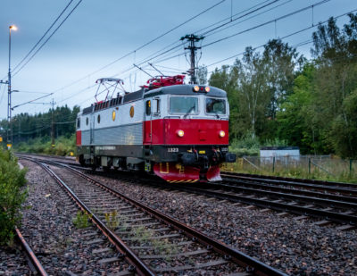Sweden: Bombardier Tests Its ERTMS Level 2 Interflo 450 Software