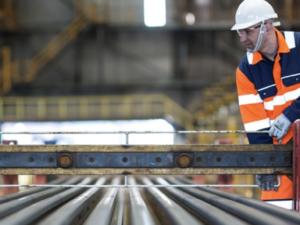British Steel 120 Metre Rail