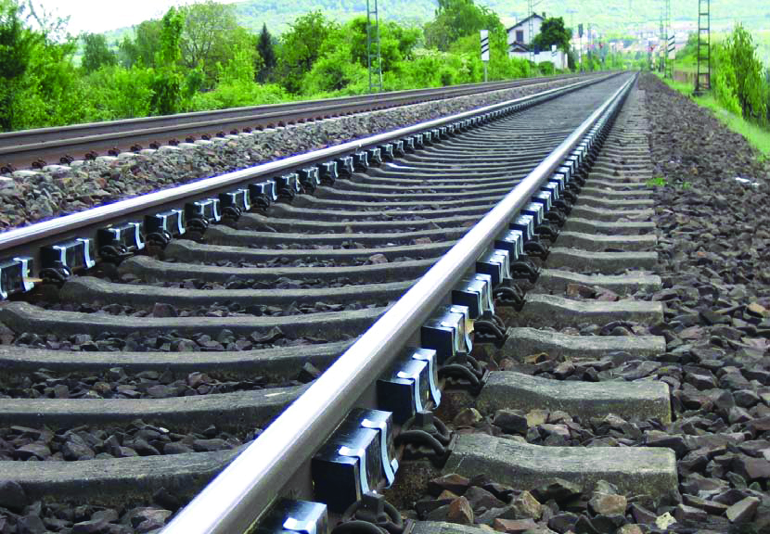 SilentTrack® Noise-Reduction Rail System: helps reduce pass-by noise