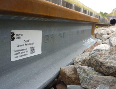 Zinoco Rail Corrosion Protection