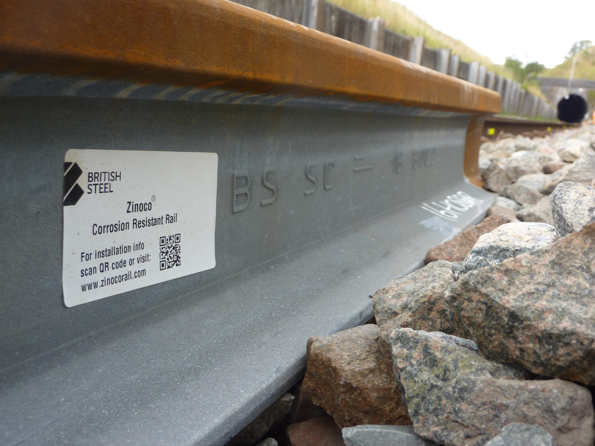 Zinoco®: robust corrosion protection for rail