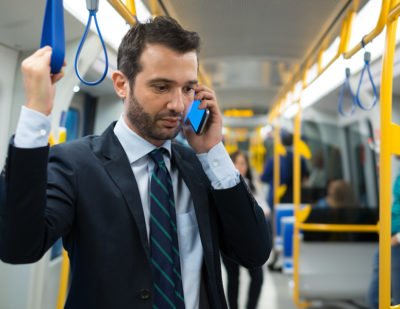 Why Rail Operators Must Get On-board with Mobile Coverage Solutions