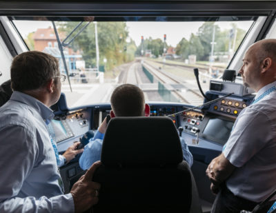 Coradia iLint: First Hydrogen-Powered Trains Start Services in Germany