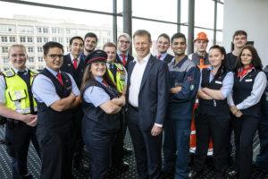 3,600 apprentices started working for Deutsche Bahn