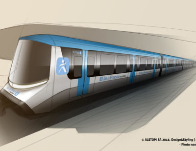 Alstom Secures Contract for Grand Paris Express Trains