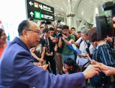 Services Start on Guangzhou-Shenzhen-Hong Kong High-Speed Rail