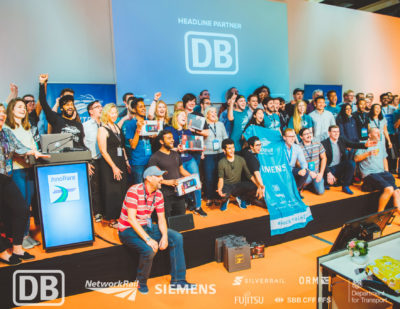 Vegetation Management Idea Wins HackTrain InnoTrans