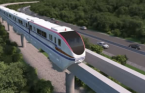 Hitachi and Mitsubishi Sign MoU with Panama Metro to Deliver Monorail