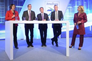 InnoTrans 2018 will feature a panel discussion with key industry members