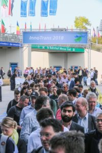 InnoTrans 2018: Leading Rail Show Boasts Record Visitor Numbers