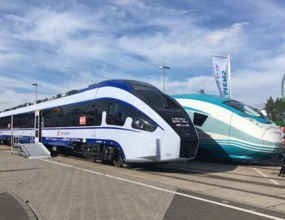 InnoTrans 2018 – The Biggest Rail Show in the World – Even Bigger!