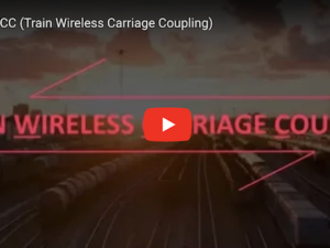 Train Wireless Carriage Coupling