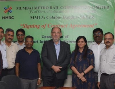 Alstom Wins Contract for 248 Cars for Mumbai Metro