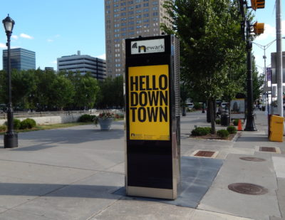 Nanov Display Presents Innovative Transit Center Kiosks at APTA