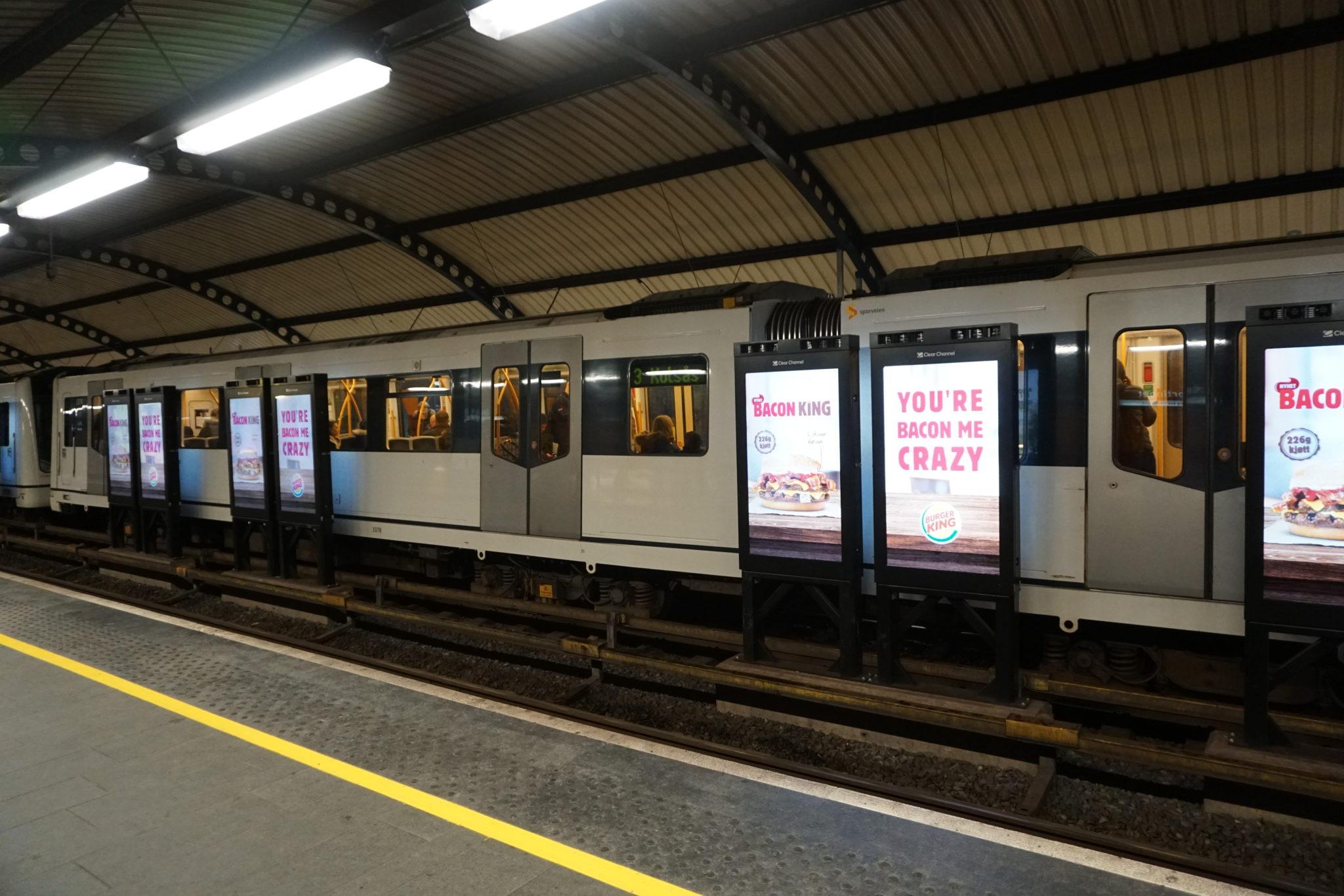 Underground Subway – Oslo