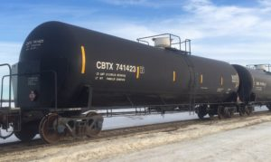 Protective Direction No. 39 - early ban on non-jacketed tank cars