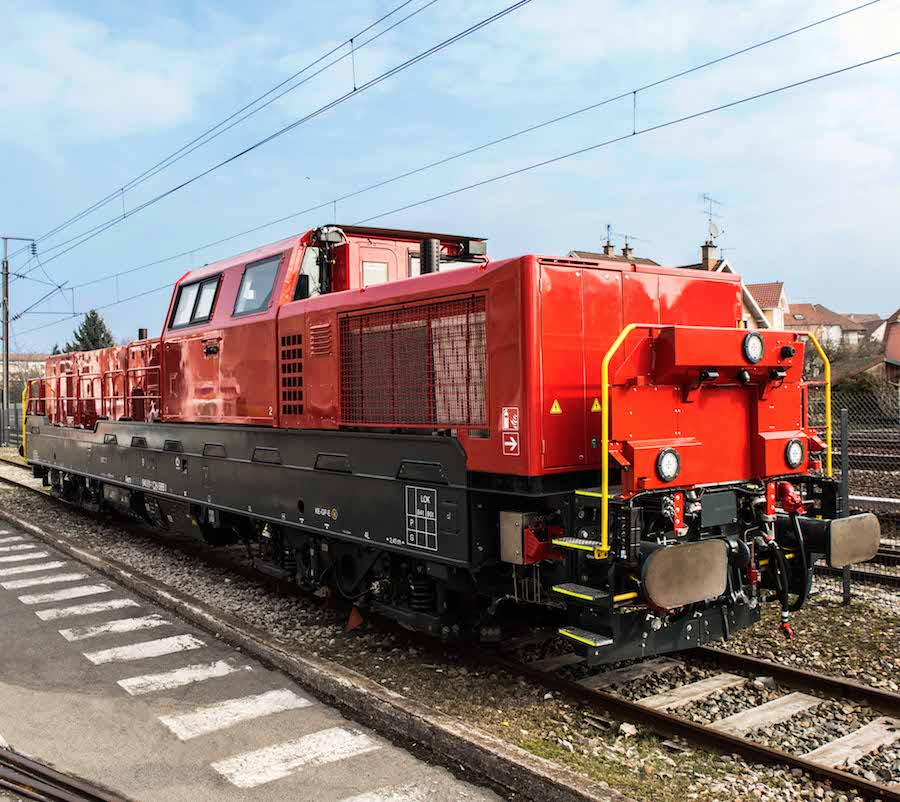 Prima H4 locomotive