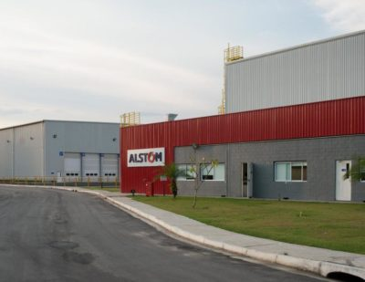 Brazil: Alstom Opens New Production Line at Taubaté Factory