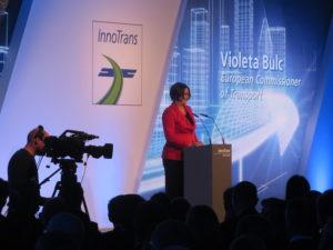Violeta Bulc InnoTrans