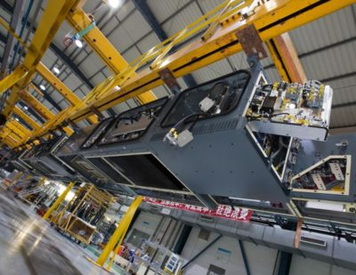 Alstom Wins Contract to Upgrade 324 Shanghai Metro Cars
