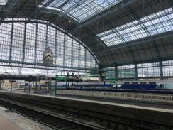 Bordeaux St Jean station