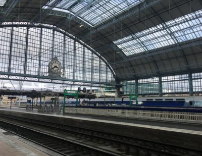 Direct High-Speed Rail Service Between London and Bordeaux One Step Closer