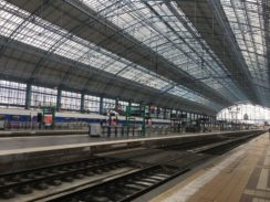 Bordeaux St Jean station