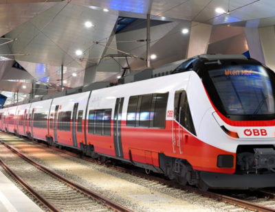 Austrian Federal Railways Announces Improvements for 2019 Timetable