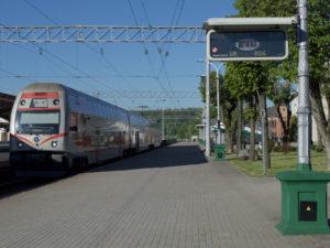 Skoda EJ 575 Lithuania