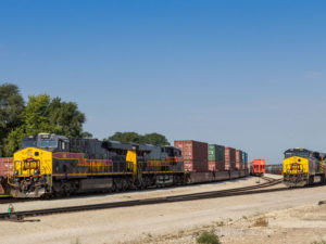 Iowa Interstate Railroad locomotives