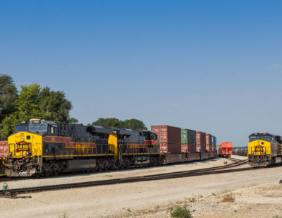 GE Transportation to Supply 3 Locomotives to Iowa Interstate Railroad