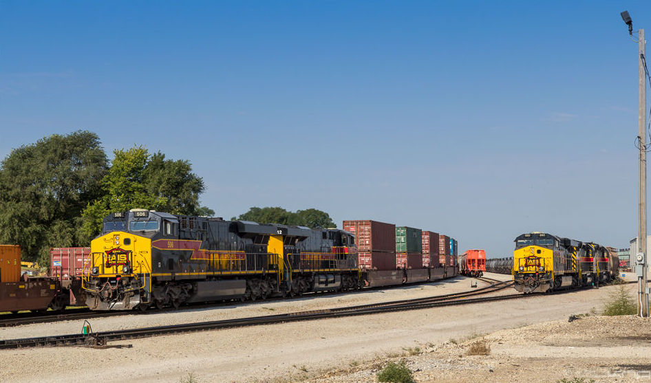 GE Transportation to Supply 3 Locomotives to Iowa Interstate