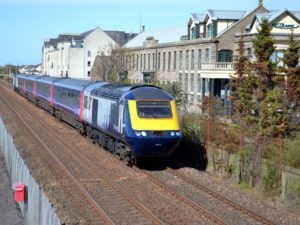 ScotRail Inter7City train