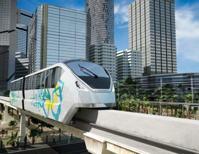Bangkok Skytrain: Bombardier Discloses Maintenance Contract Partner