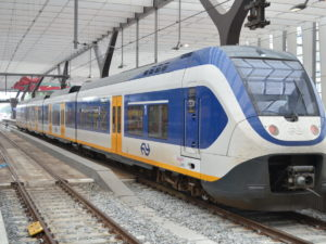 NS Sprinter Lighttrain equipped with ERTMS