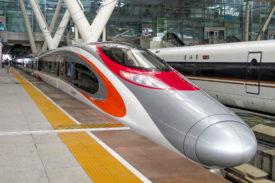 Hong Kong high-speed rail