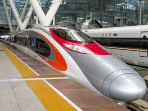 Hong Kong high-speed rail