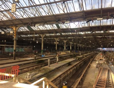 UK: HS2 Completes Euston Station Demolition Works