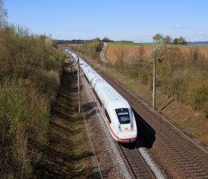 DB Netz to Invest 825 Million Euros in Upgrading Its High-Speed Lines