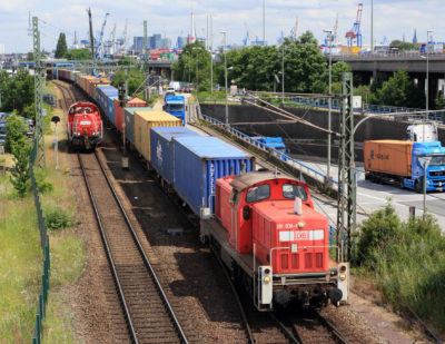 DB Sets Up DB Cargo Eurasia Due to Success of Trans-Eurasian Corridor