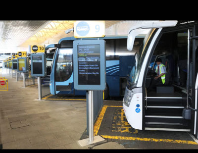 Daktronics Heathrow Airport 40-TFT-LCD