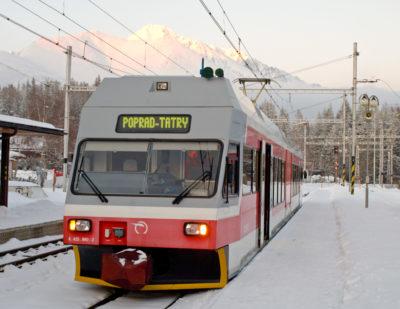 Slovakian Rail Company Orders Stadler GTW Multiple Units