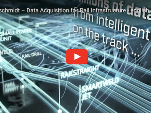 Data Acquisition for Rail Infrastructure