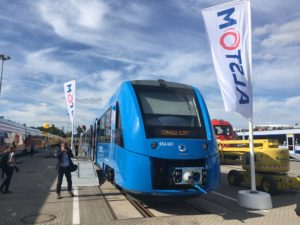 Hydrogen Cells: How Alstom is Building on the Coradia iLint