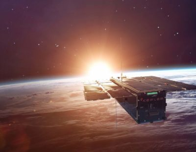 Internet from Space for Seamless Connectivity says Deutsche Bahn