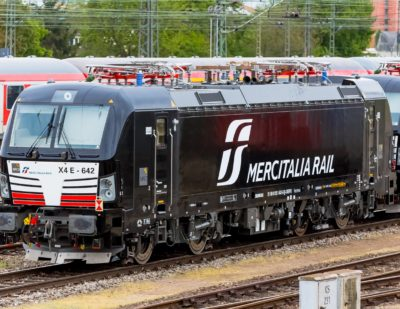 Italy Launches High-Speed Rail Service for Freight: Mercitalia Fast
