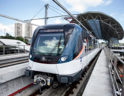 Panama City Metro Line 2 Enters Commercial Service
