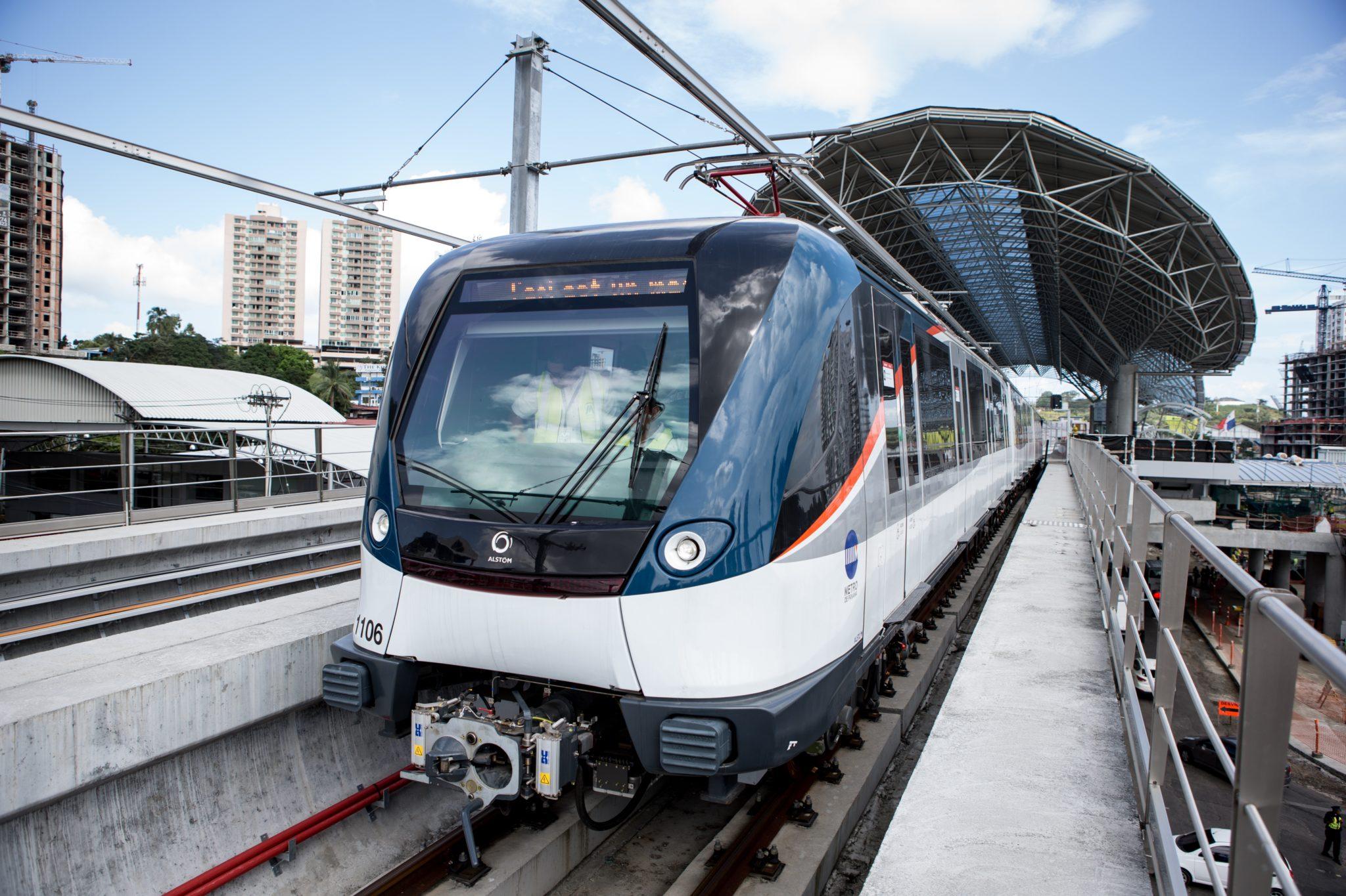 Alstom Metropolis for Panama Metro