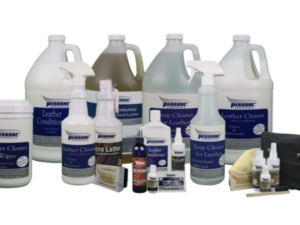 Cleaning Products for Rail Leather and Upholstery